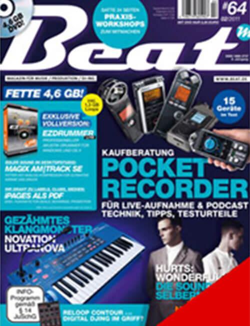 "Beat Magazin Audiocation Tutorial ""New York Kompression"""