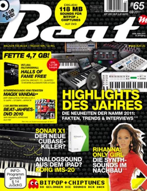 Beat Magazin Audiocation Tutorial Phasenlage und Mixdown