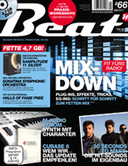 """Beat Magazin Audiocation Tutorial """"Phasenlage und Mixdown"""""""