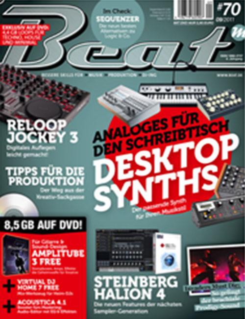 "Beat Magazin Audiocation Tutorial ""Reverse Reverb"""