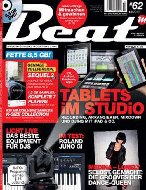 Beat Magazin Audiocation Tutorial Eqing für Fortgeschrittene