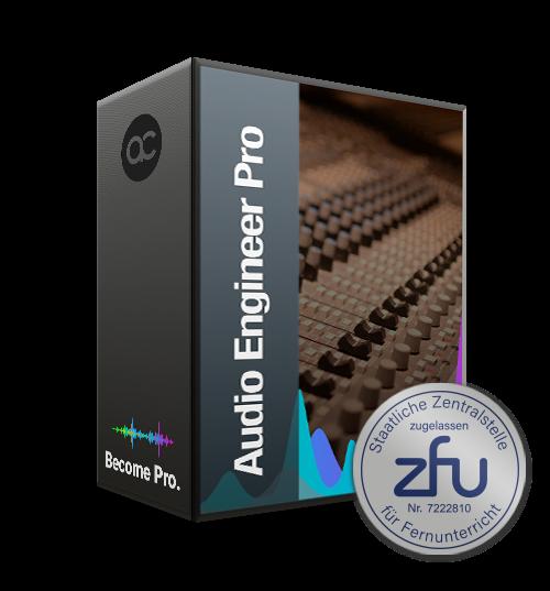 Audiocation Audio Engineer Onlinekurs