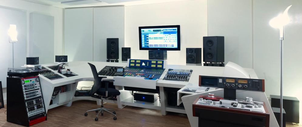 Skyline Tonstudio
