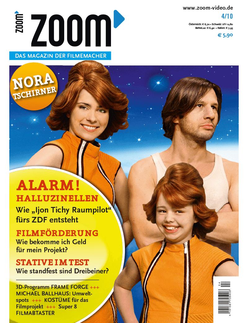 Zoom Magazin über Audiocation